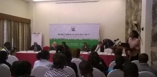 Media briefing on Tuberculosis survey in Kenya, in Nairobi