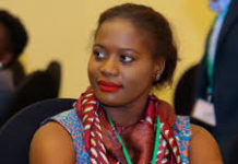 Estelle Sidze of African Population and Health Research Center (APHRC)