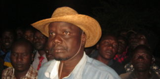Former Mt Elgon MP Fred Kapondi Chesebe has won the Jubilee parliamentary ticket in Mt Elgon constituency