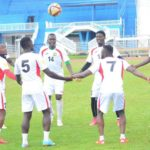 Harambee Stars have moved up 10 places in the latest FIFA rankings