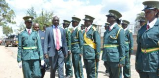 West Pokot Governor has urged residents to be elect leaders who aren't inciteful