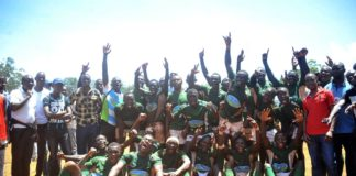 Kakamega Boys High School have been crowned the national 15s rugby champions in the Secondary schools' games