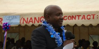 Lugari MP Ayub Savula in a past event