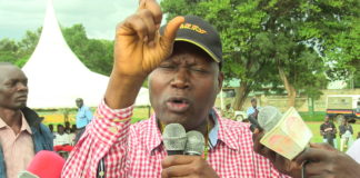Saboti legislator David Wafula Lazaro was defeated by Jonas Kuko in the Jubilee nominations