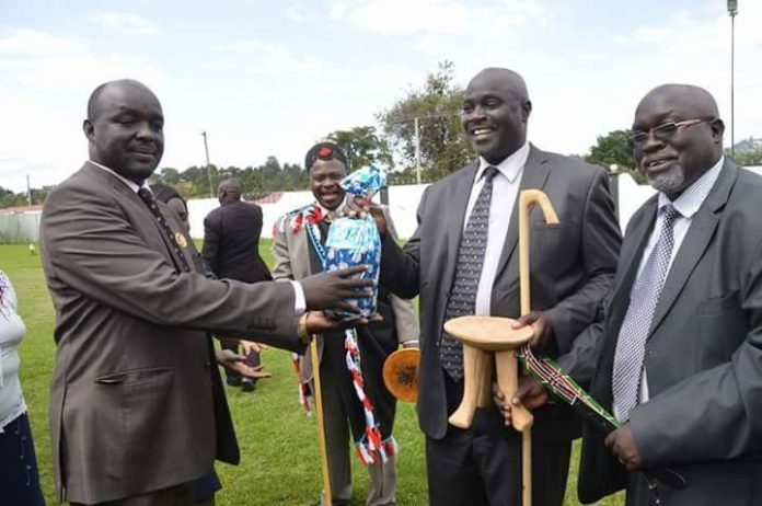 Security in West Pokot has been beefed up ahead of the Jubilee, KANU party nominations