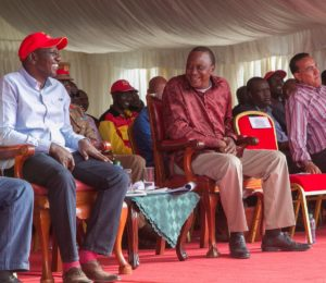 Deputy President William Ruto has said that the Jubilee administration has managed to shift the focus of Kenyans from tribal politics to a development agenda