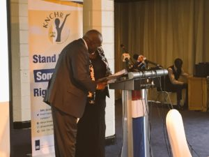 The KNCHR report also highlighted cases of elections violations during party primaries, most notably bribery cases