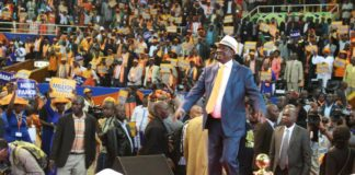 ODM leader Raila Odinga has insisted that governance is about power