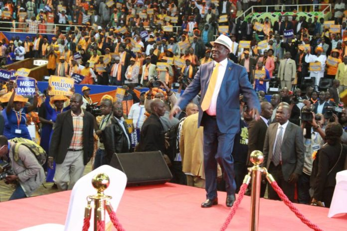 Raila Odinga has called for changes at IEBC after the Supreme Court ruling