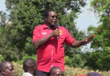 Bungoma Governor Kenneth Lusaka is the leading gubernatorial candidate in Bungoma according to an Infotrak poll