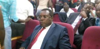 Bungoma Governor Ken Lusaka when he appeared before the IEBC Code of Conduct Committee