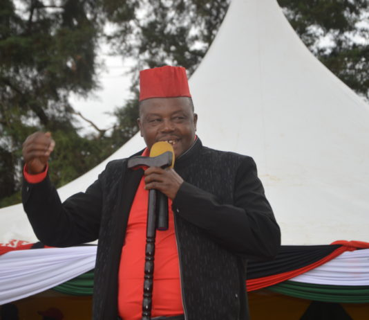 Kapenguria MP elect Samuel Moroto has urged opposition leaders to concede defeat