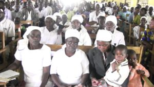 Friends (Quakers) members in Kimalewa Church