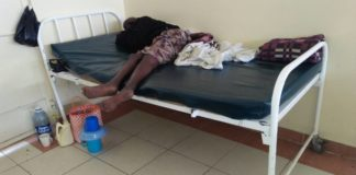 Patients have been heavily affected by the nurses strike in West Pokot County