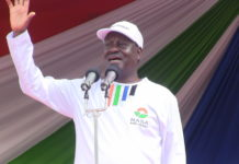NASA leader Raila Odinga has outlined the coalition's next move