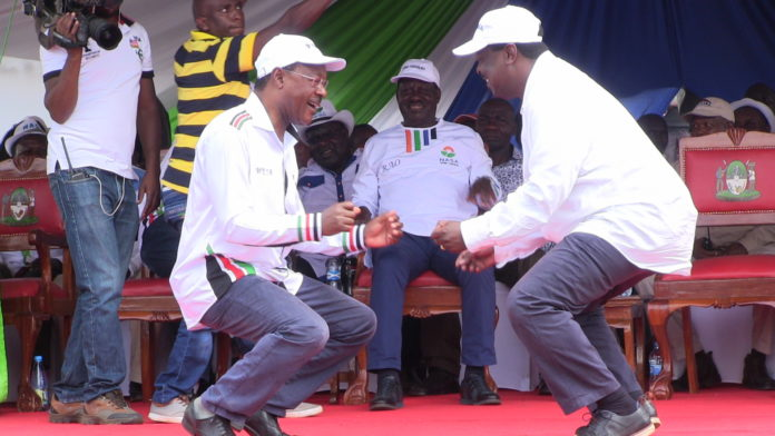 NASA leaders have been urged by Mbakalo MCA to focus on their campaigns