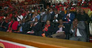 Other leaders who were present at the Jubilee Manifesto Launch