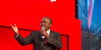 President Uhuru Kenyatta during has said funds have been set aside for the construction of an MTC in Bumula
