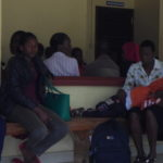 Patients have been left stranded at Bungoma County Referral Hospital