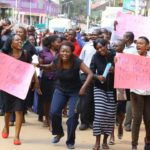 The nurses' strike has paralyzed health services countrywide