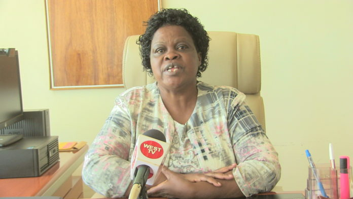 Trans Nzoia County Commissioner Anne Gakuria