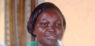 Participatory Ecological Land Use Management (PELUM) Zonal Coordinator, Western Zone, Sarah Marango in Busia
