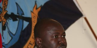 Police spokesperson Charles Owino