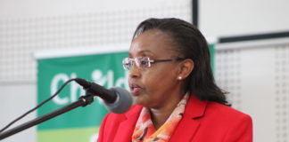 East African Community, Labour and Social Protection Cabinet Secretary Hon. Phyllis Kandie