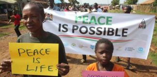 With few days remaining to the August polls, focus should solely be on fostering peace