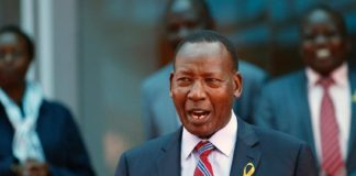 President Uhuru Kenyatta has described the late Joseph Nkaissery as a leader who believed in the foundations and principles on which the country was built on