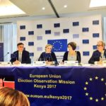The EU Elections Observation team have released their preliminary report on the ongoing electoral process after Tuesday's decisive elections