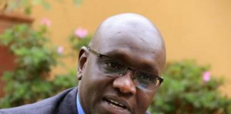 Thirdway Alliance party of Kenya presidential candidate Ekuru Aukot