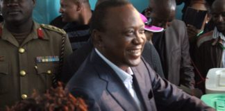 President Uhuru Kenyatta has been declared the winner of the repeat presidential election