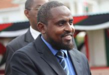 Alliance of Real Change party leader Abduba Dida