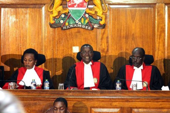 NASA Presidential candidate Raila Odinga has lauded the Supreme Court's ruling