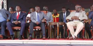 Deputy President William Ruto has insisted that the will of Kenyans must be respected
