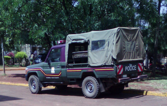 Police officers at Chamakanga have been accused of shooting a boda boda operator, a claim which has been refuted by the area chief