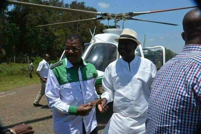 NASA leaders led by Raila Odinga have called for reforms at IEBC
