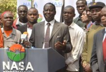 NASA leader Raila Odinga has revealed Safaricom was involved in rigging the August polls