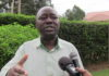 UASU boss Kibabii Chapter Dr. Robert Nyukuri