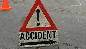 Two students were involved in an accident along Makutano, Tartar road