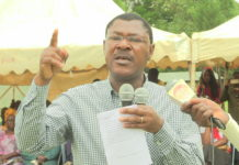 NASA co-principal and Ford Kenya leader Moses Wetangula