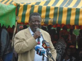 ANC party leader Musalia Mudavadi