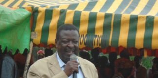 Musalia Mudavadi has reiterated the importance of people's assembly