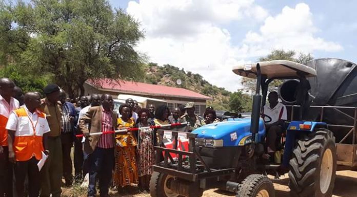 The project is set to alleviate the water challenges in West Pokot County