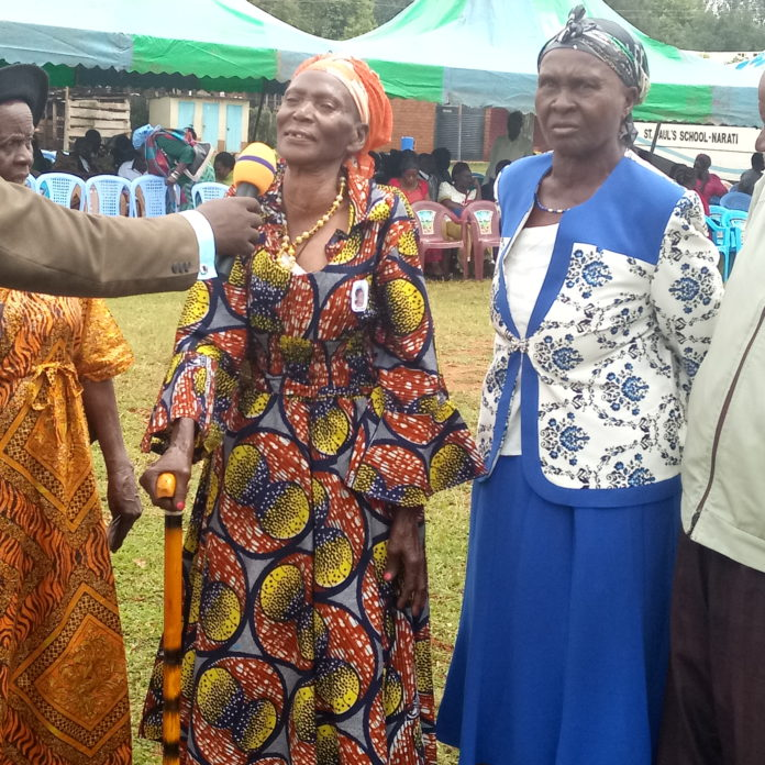 The late mama Scholastic was eulogized by many as a disciplinarian, and religious