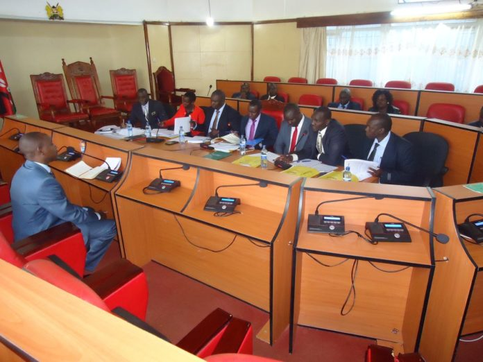 The vetting of Nandi nominated CECs was done by a seven-member team