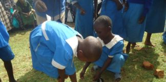 The donation by Nucleus Trust Fund is set to benefit orphans and vulnerable children from Lugari Sub County