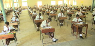 The KCSE exams are progressing well countrywide