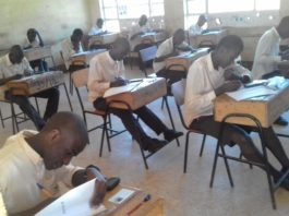 Female candidates have performed better than male candidates in the just released KCSE exams